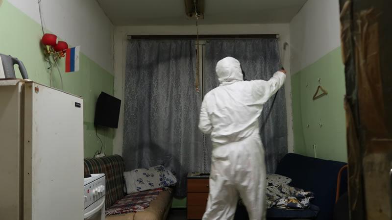 Уничтожение клопов в Подольске с обработкой квартиры или дома после них