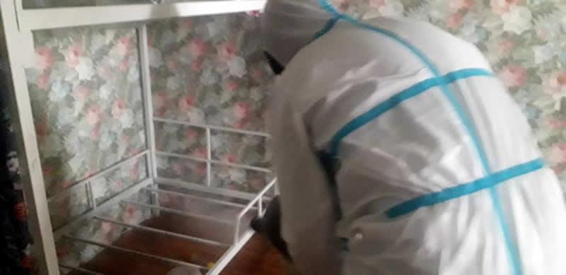 Уничтожение клопов в Люберцах в детской комнате эффективным средством